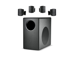 JBL C50PACK - Subwoofer-Satellite System with 4 Satellite Speakers