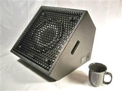 "Centerline Acoustics CA10SHW 10"" Bi-Concentric, Shallow Floor Wedge Monitor,EAW SM109Z"