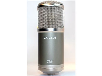 Cascade Microphones V55 Large Condenser Microphone