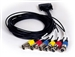 CBL-L1Audio - LynxONE Audio Cable. DB-25 To XLR Audio Cable,Lynx