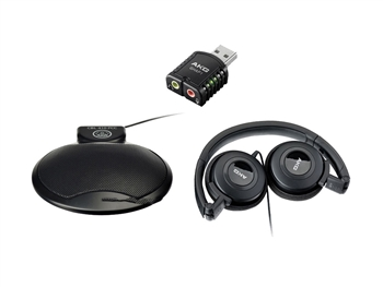 AKG CBL410 Workstation Set