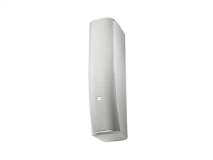 JBL CBT 70J-1-WH - 70 cm J-Shaped Coaxial Line Array, white