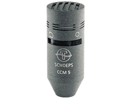 Schoeps CCM5Lg Omni and Cardioid Switchable Compact Microphone