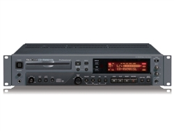 Tascam CD-RW901SL Professional CD Recorder with MP3 Playback and AES/EBU I/O