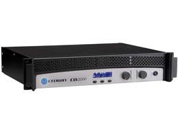 Crown CDi2000 CDi Series Power Amplifier