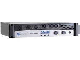 Crown CDi4000 CDi Series Power Amplifier