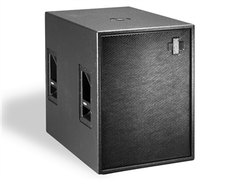 "Bag End CDS-18 - RO-TEX Finish Single 18"" Vented Subwoofer System"