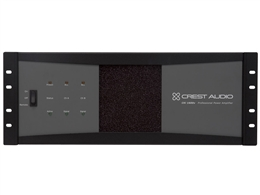 Crest Audio CKi 2400V, CKI Series Stereo Power Amplifier, 1200 Watts Per Channel at 70 Volts, Sequential Turn-On/Off