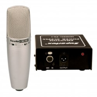 Superlux CM-H8D Studio Tube Mic