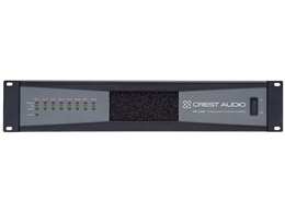 Crest Audio CM 2208, 2 RU 8 channel Amplifier  Dual Power: 220w @ 70volt and 8 ohms
