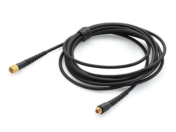 DPA CM22100B00 Microdot Extension Cable, 2.2 mm, 10 m (32.8ft) Black