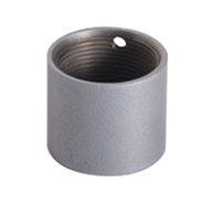 Chief CMA270S, Threaded Pipe Coupler, Silver