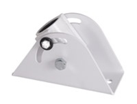 Chief CMA395W, Angled Ceiling Plate, White