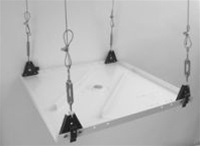 Chief CMA455, Suspended Ceiling Tile Replacement Kit