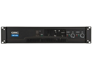 QSC CMX500Va, CMX Series Power Amplifier - 300 W/CH @ 8 Ohms Stereo