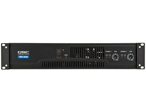 QSC CMX800Va, CMX Series Power Amplifier - 500 W/CH @ 8 Ohms Stereo