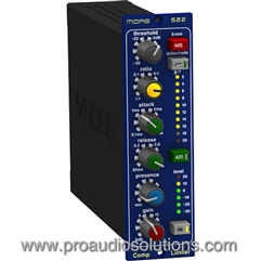 Midas 522 Compressor Limiter 500 Series with Dynamic Presence Control