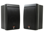 "JBL CONTROL 5 - Compact Size Two-Way, 6.5"" Control Monitor, Black (2pcs)"