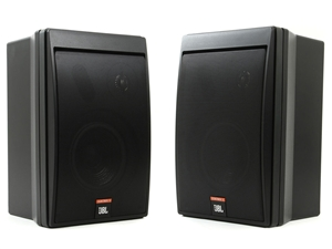JBL CONTROL 5 - Compact Size Two-Way speaker, black