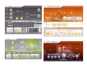 FabFilter Creative Bundle (Download)