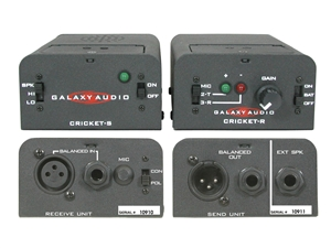 Galaxy Audio Cricket - Polarity and Continuity Test Set