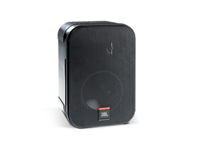 JBL CSS-1S/T - Compact 2-Way 100V/70V/8? Surface-Mount Loudspeaker