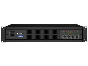 QSC CX254 , 4-Channel Power Amplifier - 170W/ch at 8 ohms