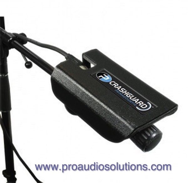 Primacoustic CrashGuard: Drum Mic Acoustic Shield