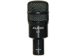 AUDIX D1 Dynamic Instrument Microphone