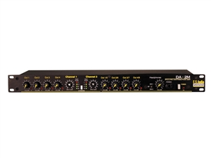 Whirlwind DA2M - Distribution Amp, Mic-level inputs