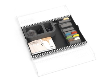 DPA DAK4071-E, Accessory Kit for Minature Microphones - ENG/EFP