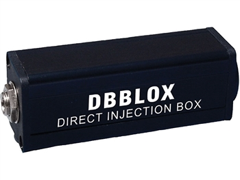 DBLOX,converts high impedance source to low impedance load., Horizon/Rapco