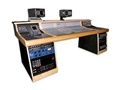 DCOM24/1-2 1ISO, D-Command 24 Straight 1-2 1Iso Desk, Sound Construction & Supply