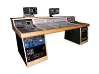 Sound Construction DCOM24/1-2, D-Command 24 Straight 1-2 Desk