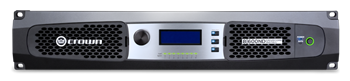 Crown DCi 4|1250 DriveCore Install Series Analog Amplifier