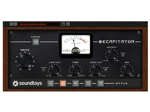 SoundToys Decapitator V5 (license Download)