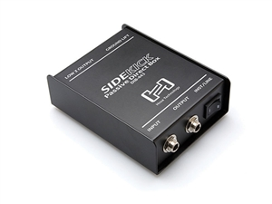 DIB-443 Sidekick Passive DI Box, 1/4 in TS to XLR3M, Hosa