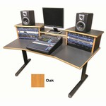 Sound Construction DS-HS/W DigiStation Home Studio desk - Oak finish