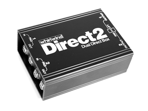 Whirlwind Direct2 - 2-channel Direct Box
