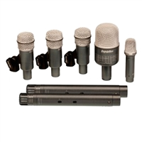 Superlux DRK-B5C2MKII Pro 7-piece drum mic kit