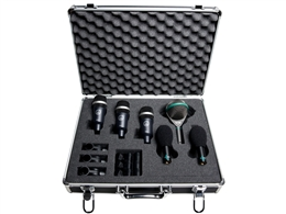 AKG Rhythm Pack - D112, 3xD40, 2xC430, Drum Microphone Package