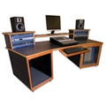 DS-RS/W, DigiStation Recording Studio Wing Desk, Sound Construction & Supply