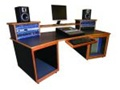 DS-RS/W-2ISO, DigiStation Recording Studio Wing Desk - 2Iso, Sound Construction & Supply