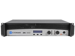 Crown DSi1000 DSi Series Power Amplifier