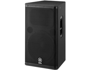 "Yamaha DSR115 - Powered speaker, 1500W, 1020W  15"" LF"