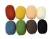 DPA DUA0570, Miniature Windscreens - 8pcs - Color Mix