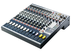 Soundcraft EFX 8  x 2 rack mount mixer