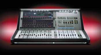 Soundcraft Vi1 Control Surface-16 faders. 32in x 32out XLR