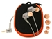 Galaxy Audio EB-10 Dual Driver Earbuds