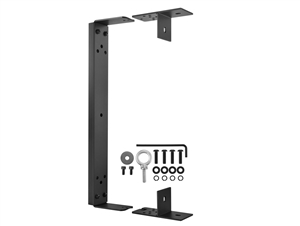 Electro-Voice EKX-BRKT15 Wall Mount Bracket for EKX-15/15P, BLK